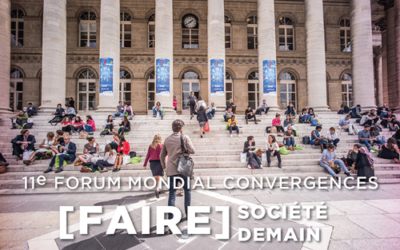 Forum Mondial Convergences 2018, 11e édition