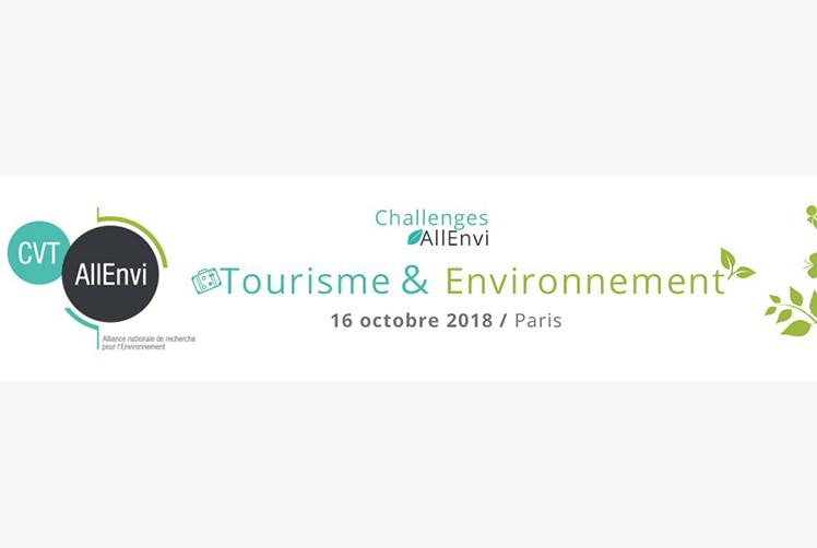 Journée Challenges tourisme et environnement