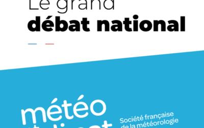 Météo et Climat contribue au Grand Débat National