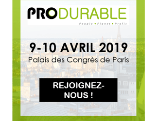 Produrable, Salon Solutions de l'Economie Durable