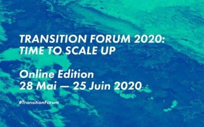 Forum Transition 2020 – 100% online