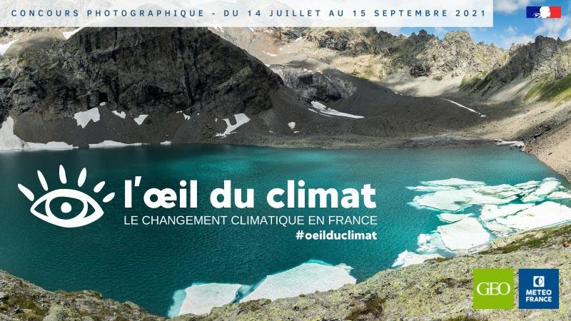 Concours photo sur le changement climatique